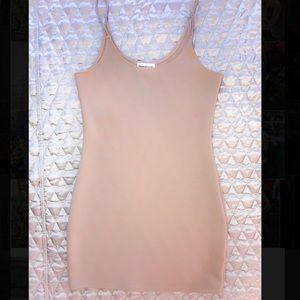 💐 - Nude Mini Dress - **Bundle Special**